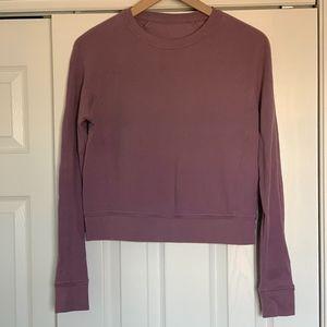 Lululemon Crew Sweatshirt